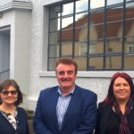 Tommy Sheppard MP Visiting Cre8te