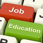 job-and-education-computer-keys-10094992